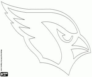 Logo of the Arizona Cardinals, american football franchise
