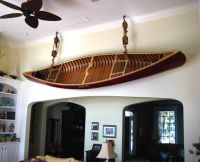 hanging canoes - Google Search | hawaii boats and ...