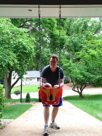 1000+ ideas about Outdoor Baby Swing on Pinterest | Baby ...