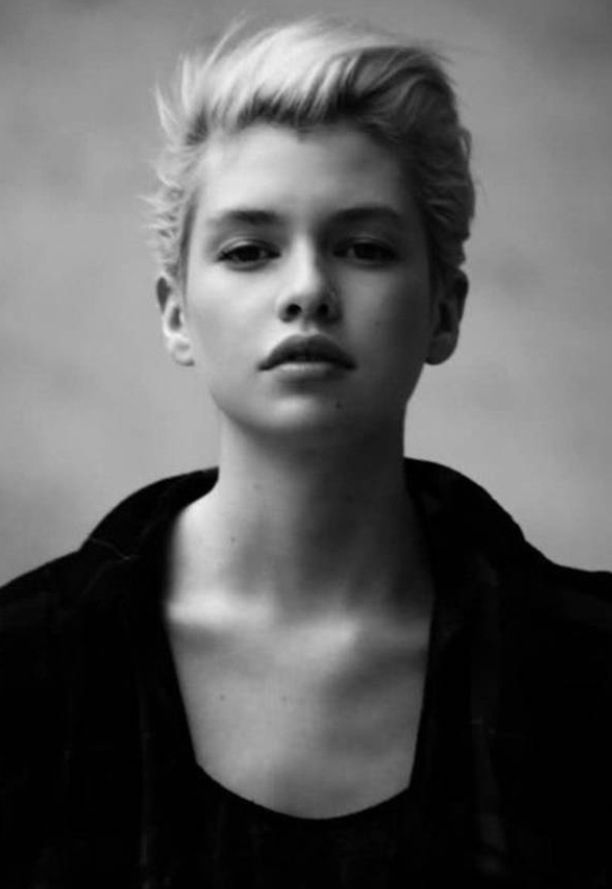 79 Best Images About Inspiration Cheveux Courts On Pinterest