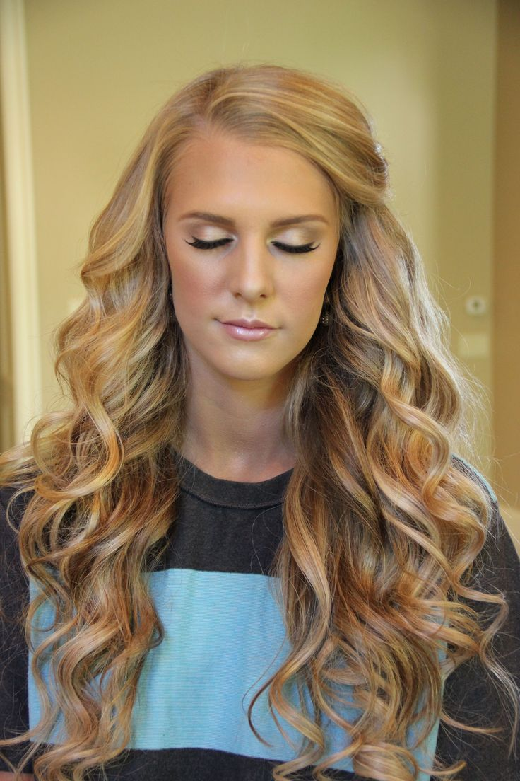 25 Best Ideas About Long Curls On Pinterest Curls Curls For