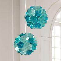 Daisy Capiz Pendant Light | Pendants, Bulbs and Pier 1 imports