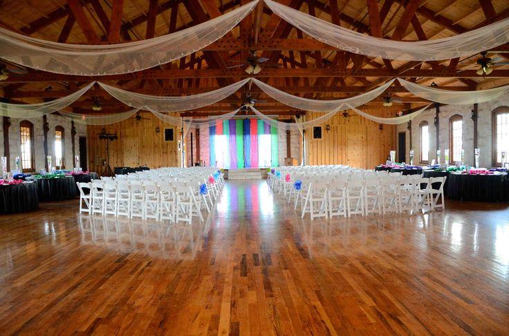 Ceremony And Reception In Same Room Idea Wedding 2015 Pinterest Wedding Venues Receptions