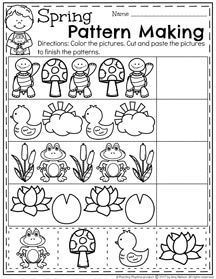 17 Best ideas about Kindergarten Worksheets on Pinterest