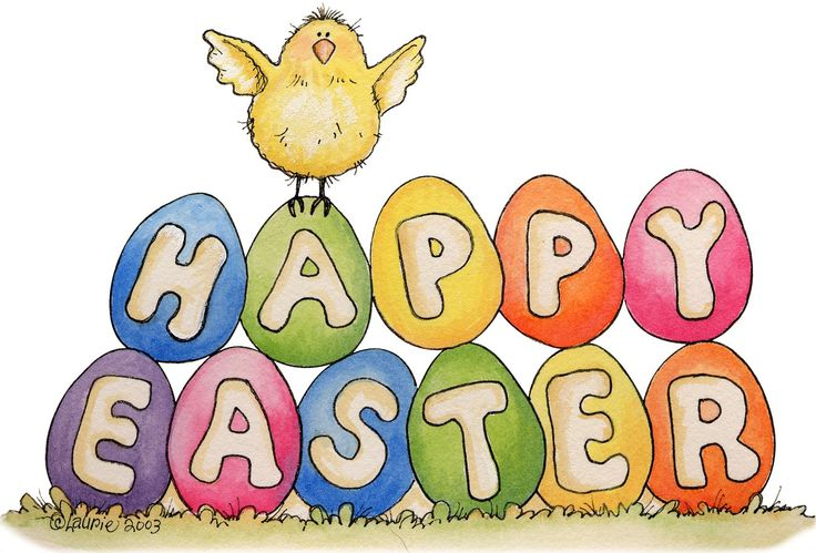 78 Best Images About Easter Clipart & Backgrounds On