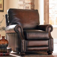 Plush Leather Chair Recording Studio Radford Recliner, Chairs   Havertys Furniture Pinterest Technology, And ...