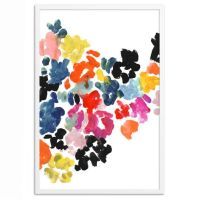 Kate Spade Saturday Wall Art, Painted Floral | Scout ...