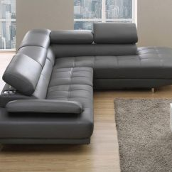 Grey Sectional Living Room Ideas Chair And Ottoman Covers Best 25+ Leather Corner Sofa On Pinterest | ...