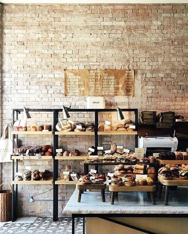 25 Best Ideas about Bakery Interior Design on Pinterest