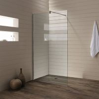 seamless shower floor | Bathrooms | Pinterest | Glass ...