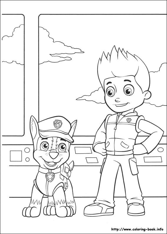 Best 25+ Paw patrol coloring ideas that you will like on