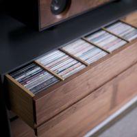 25+ best ideas about Cd Storage on Pinterest | Dvd storage ...