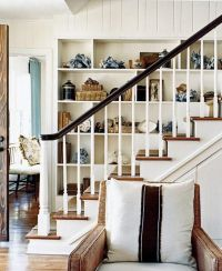 Entryway | Stairs/Staircases | Pinterest | Shelves ...