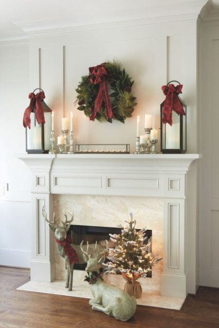 1000+ ideas about Shabby Chic Fireplace on Pinterest