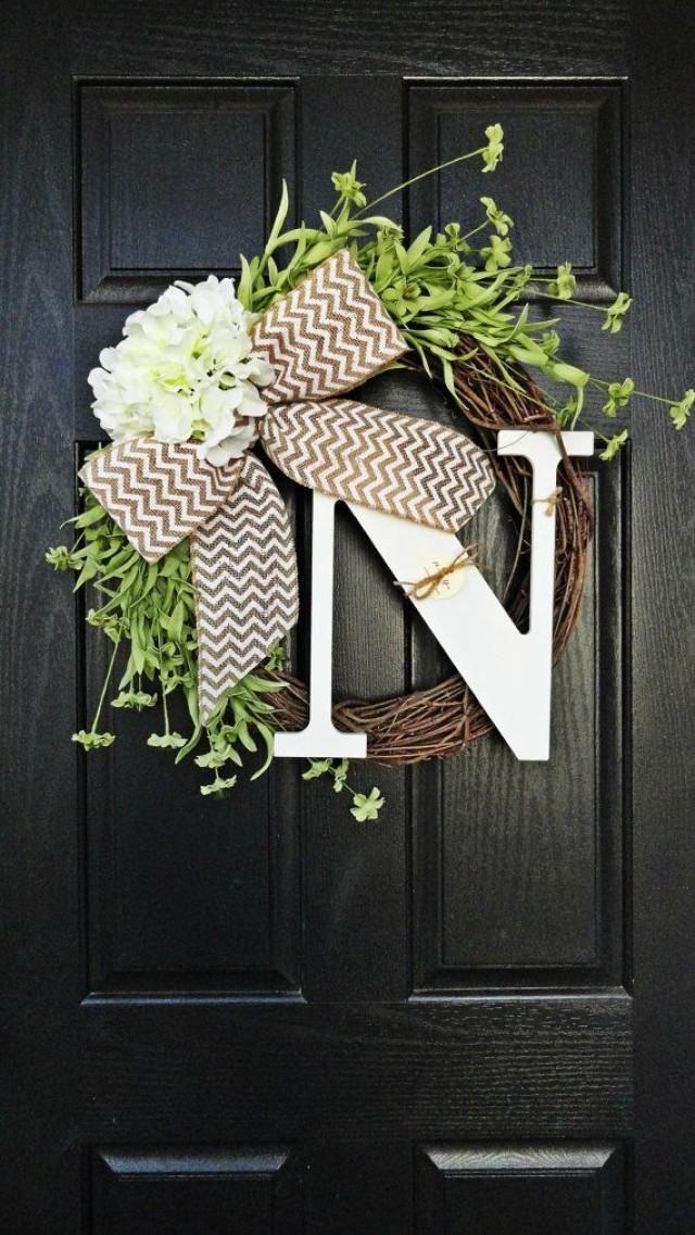 25+ Best Ideas about Door Wreaths on Pinterest