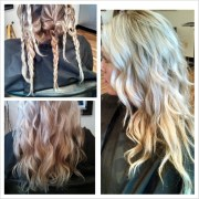 beachy waves.perfect 2nd day