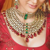 Amazing Indian Bridal jewelry