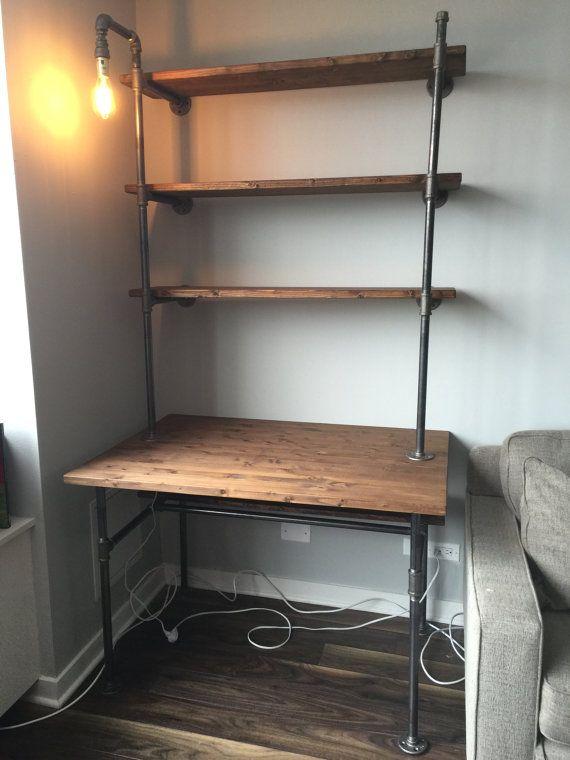 Ladder Computer Desk