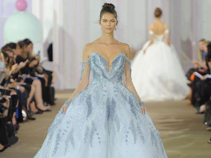 1000+ Ideas About Dramatic Wedding Dresses On Pinterest