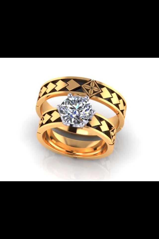 Samoan Wedding Rings  polynesian jewelry  Pinterest