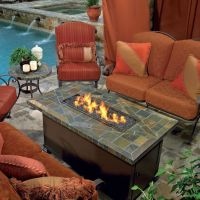 Small Propane Fire Pit Table | Fire Pits | Pinterest ...