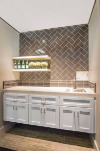 Home bar designs, counter backsplash tile