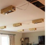 25+ Best Ideas about Faux Beams on Pinterest | Wood beams ...