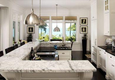 Kitchen Island With Prep Sink