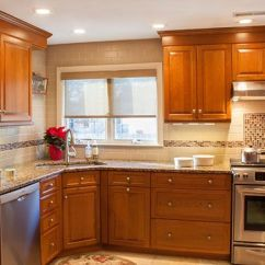 Wood And Stainless Steel Kitchen Island Layout Designer Traditional Kitchen- Appliances, Custom ...