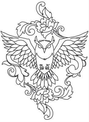 25+ Best Ideas about Owl Stencil on Pinterest