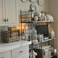 Kitchen Bakers Rack Marble Countertops 44 Best Images About Ideas For Decorating On ...