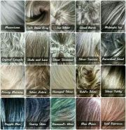shades of grey hair