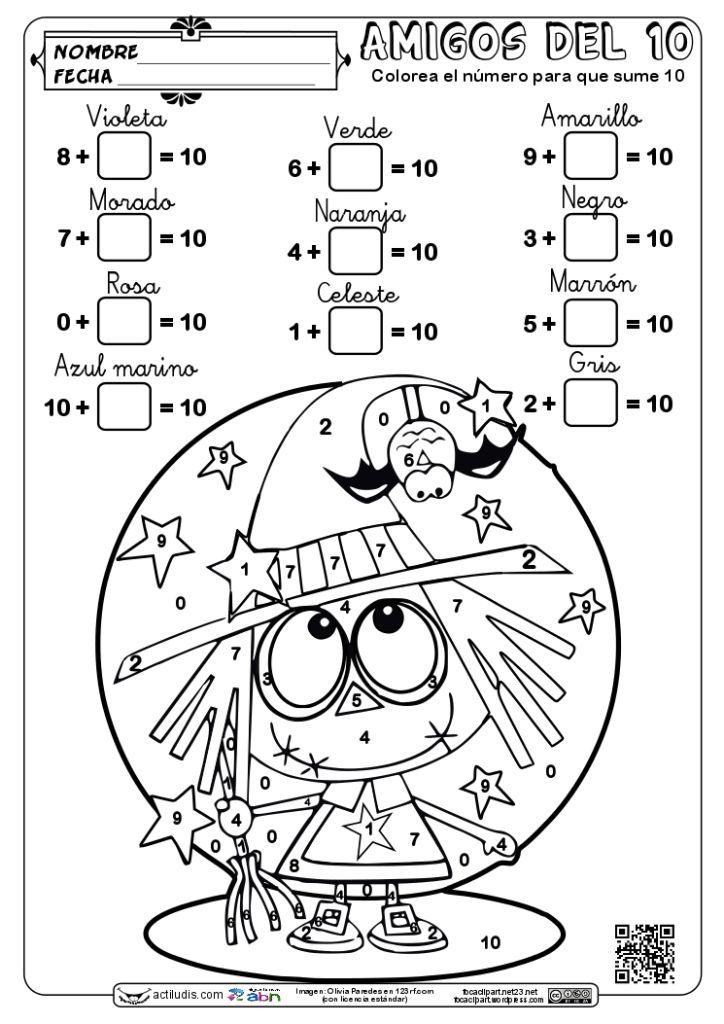 17 Best images about Fichas de matematicas on Pinterest