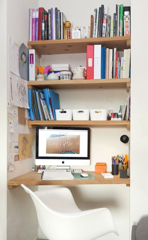 Small Workspace  Desk  Office  Apartment  House