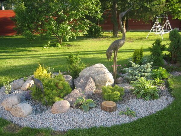 491 Best Images About Rock Garden Ideas On Pinterest Garden