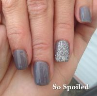 Simple Gel Nail Designs For Short Nails - http://www ...