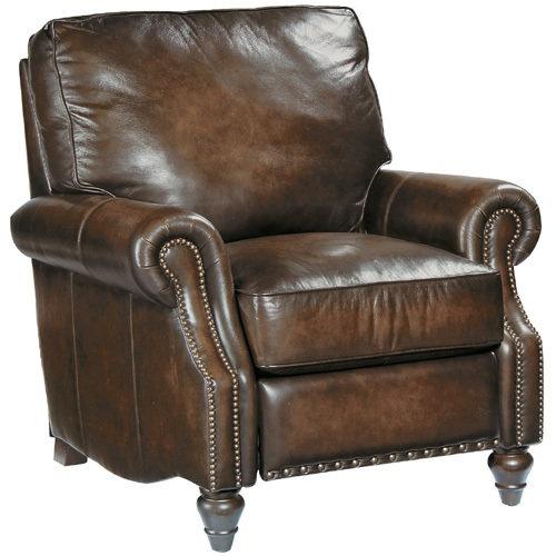BN 125RLO Bernhardt Murphy Leather Recliner My Better