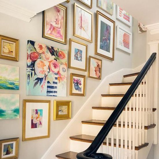 25+ best ideas about Black banister on Pinterest