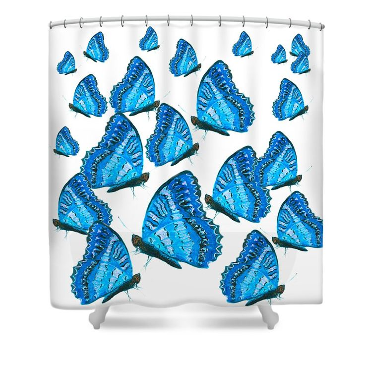 1000 ideas about Butterfly Shower Curtain on Pinterest
