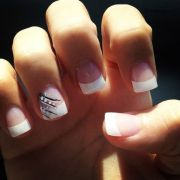 nail design natural nails