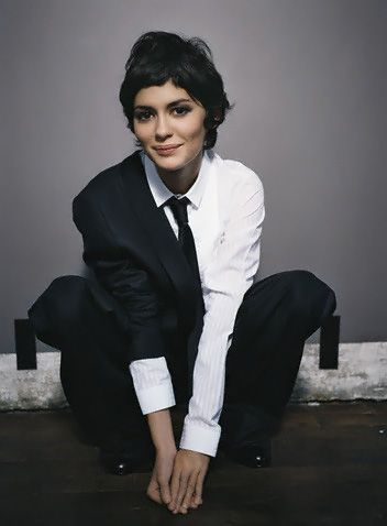 """""""Charm is more valuable than beauty. You can resist beauty, but you can't resist charm."""" – Audrey Tautou"""