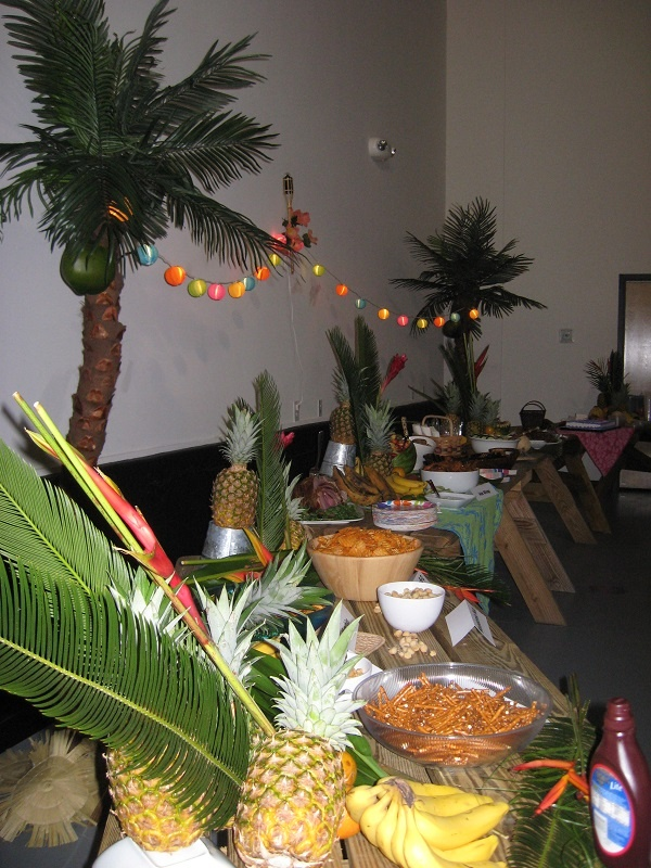 1000 images about Luau on Pinterest  Luau party Food