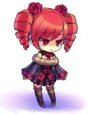 ideas emo anime girl