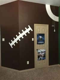 Best 25+ Boys Football Room ideas on Pinterest | Football ...