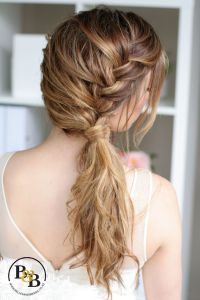 17 Best images about Bridal Hair Braids on Pinterest