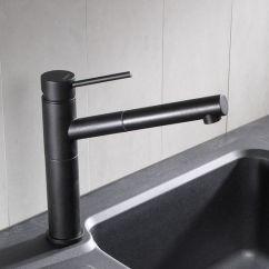 Single Kitchen Faucet Round Island Blanco Alta In Anthracite Silgranit-finish | ...