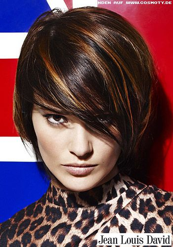 25 Best Frisuren Mit Strähnen Ideas On Pinterest