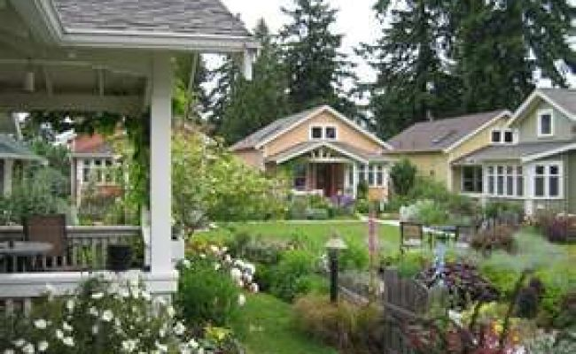 What Are Pocket Neighborhoods An Interesting Concept In