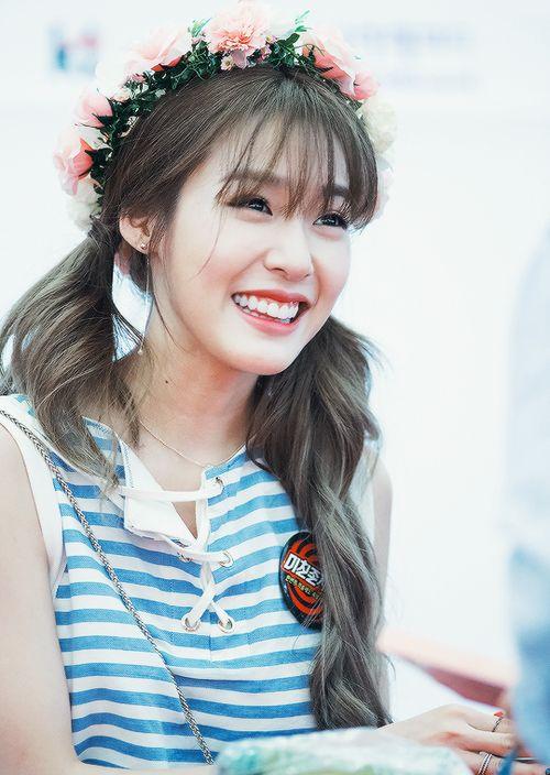 Tiffany Hwangs See Through Bangs  Hairstyles  Pinterest  See through Bangs and Tiffany hwang