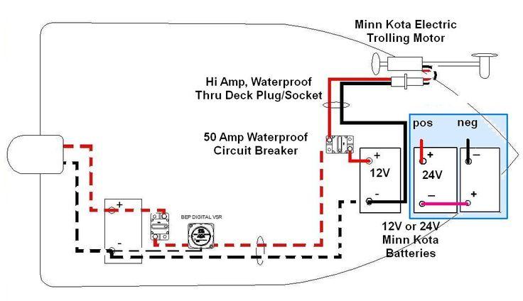 Volt Trolling Motor Wiring Diagram On Motorguide 36 Volt Trolling